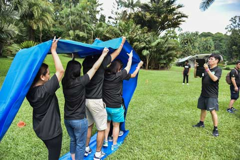 How to Make Team Building Interesting