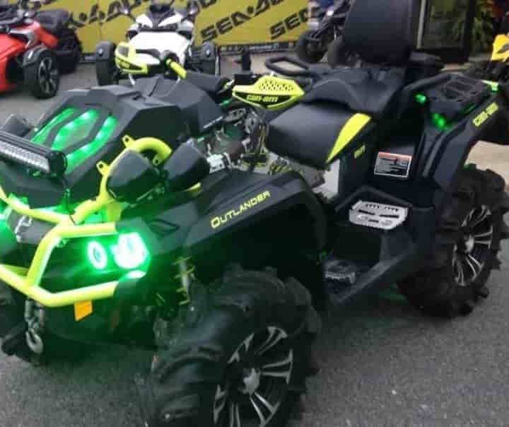 Where to look for the ATV Accessories